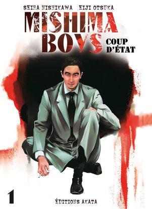 Mishima Boys  T.01 | 9782369740971