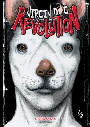Virgin dog revolution T.01 | 9782369741466