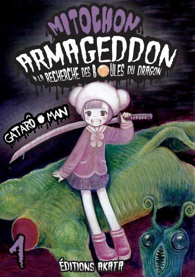 Mitochon Armageddon - À la recherche des boules du dragon T.01 | 9782369743705