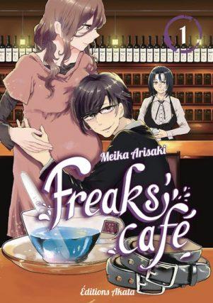 Freaks' Cafe T.01 | 9782369743934