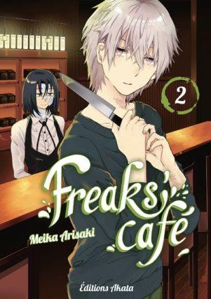 Freaks' Cafe T.02 | 9782369743941