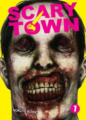 Scary town T.01 | 9782372872195
