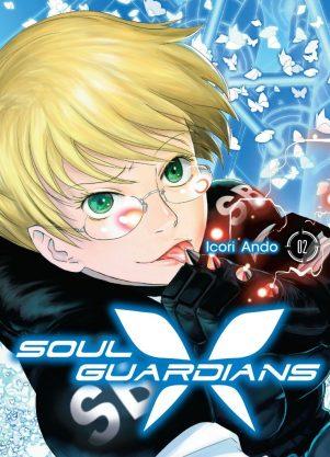 Soul Guardians T.02 | 9782372873192