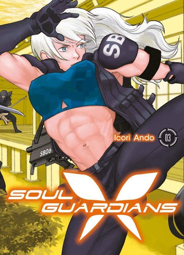 Soul Guardians   T.03 | 9782372873789