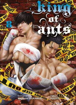 King of ants  T.08 | 9782372874601