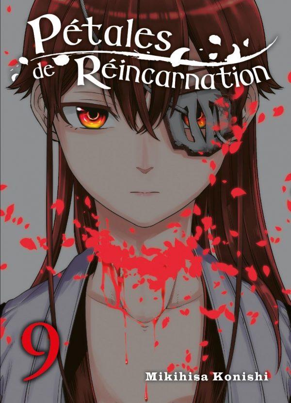 Petales de reincarnation  T.09 | 9782372874656