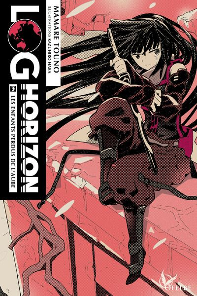 Log Horizon - Light Novel T.03   9782373020250