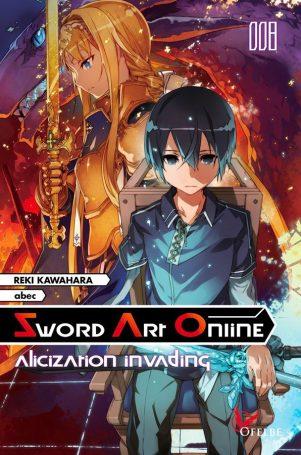 Sword Art Online - Light Novel T.08 Alicization Invading | 9782373020618
