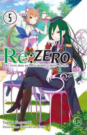 Re: Zero - Light Novel T.05 | 9782373020625