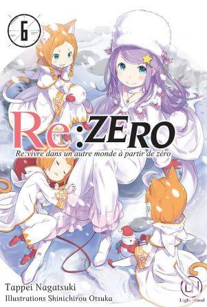 Re: Zero - Light Novel T.06 | 9782373020670