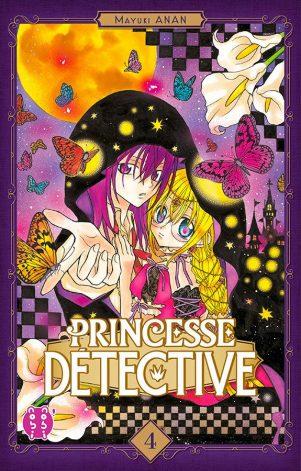 Princesse detective T.04   9782373492477