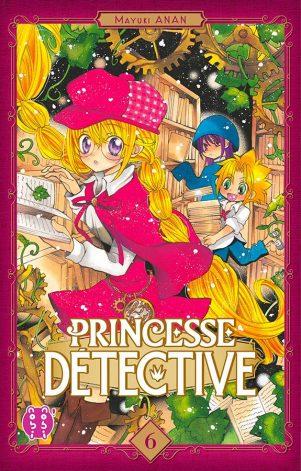 Princesse detective T.06   9782373492491