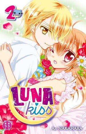 Luna Kiss T.02 | 9782373492514