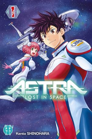 Astra - Lost in space T.01 | 9782373492590