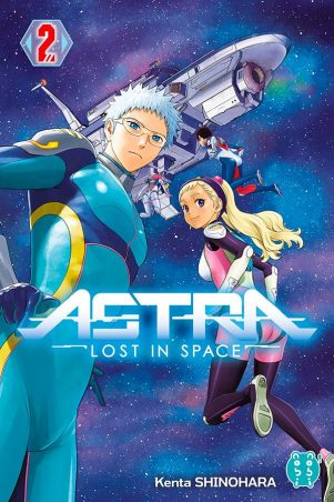 Astra - Lost in space T.02 | 9782373492606
