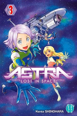 Astra - Lost in space T.03 | 9782373492613