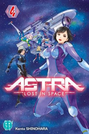 Astra - Lost in space T.04 | 9782373492620