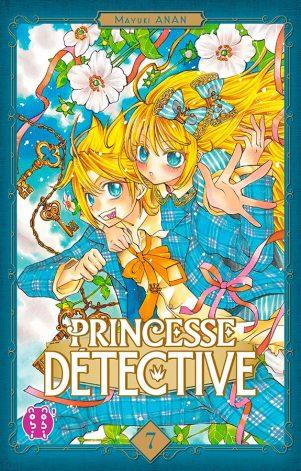 Princesse detective T.07   9782373493085
