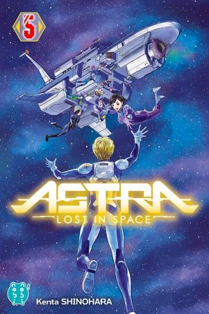 Astra - Lost in space T.05 | 9782373493627