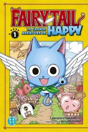 Grande Aventure de Happy (La) - Fairy tail T.01 | 9782373493726