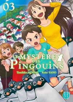 Mystere des pingouins (Le) T.03 | 9782373494105