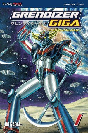 Grendizer Giga T.01 | 9782374120379