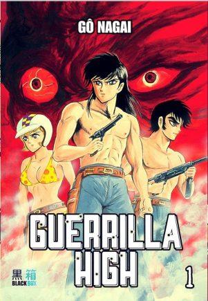 Guerrilla high  T.01   9782374120683