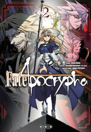 Fate apocrypha T.02 | 9782377170746