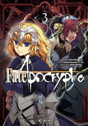 Fate apocrypha T.03 | 9782377171019