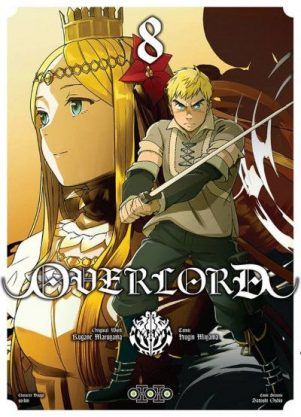 Overlord T.08 | 9782377171255
