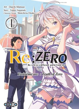 Re: Zero - Arc 3: Truth of Zero T.01 | 9782377171279