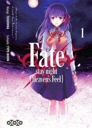 Fate Stay Night Heaven's feel T.01 | 9782377171293
