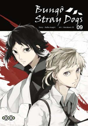 Bungo Stray Dogs T.09 | 9782377171439