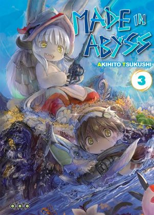 Made in abyss T.03 | 9782377171453