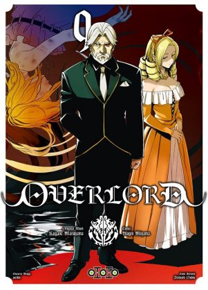 Overlord T.09 | 9782377171491