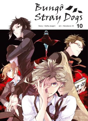 Bungo Stray Dogs T.10 | 9782377171651