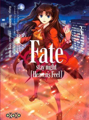Fate Stay Night Heaven's feel T.03 | 9782377171668