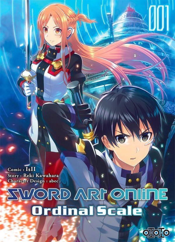 Sword art online Ordinal Scale T.01 | 9782377171712