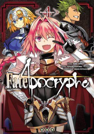 Fate apocrypha T.04 | 9782377171774