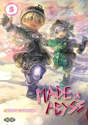 Made in abyss T.05 | 9782377172009