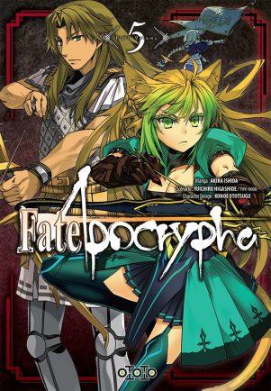 Fate apocrypha T.05 | 9782377172030