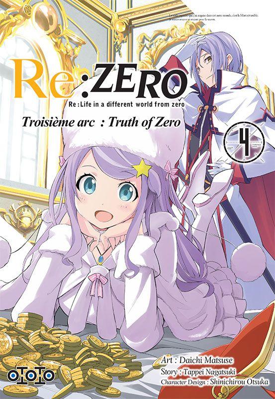 Re: Zero - Arc 3: Truth of Zero T.04 | 9782377172047