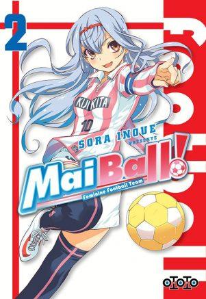 Mai ball   T.02 | 9782377172085