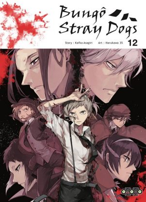 Bungo Stray Dogs T.12 | 9782377172238