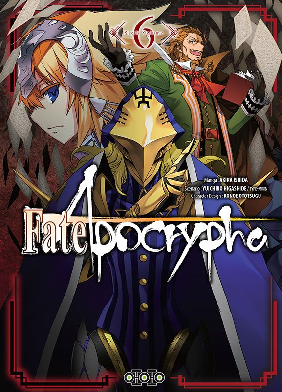 Fate apocrypha T.06 | 9782377172269