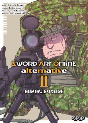 Sword art online Gun gale online  T.02 | 9782377172276