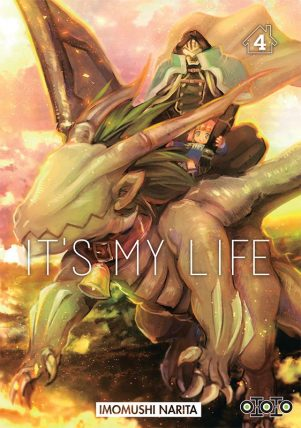 It's my life  T.04 | 9782377172283