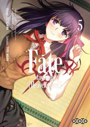 Fate Stay Night Heaven's feel T.05 | 9782377172306