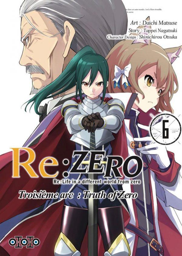 Re: Zero - Arc 3: Truth of Zero T.06 | 9782377172313