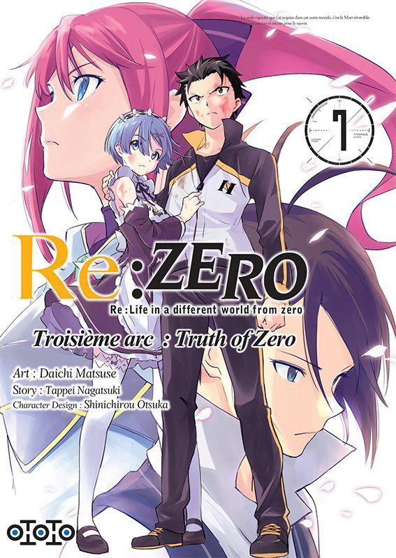 Re: Zero - Arc 3: Truth of Zero T.07 | 9782377172405